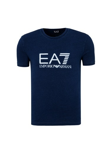EA7 Emporio Armani Tişört İndigo